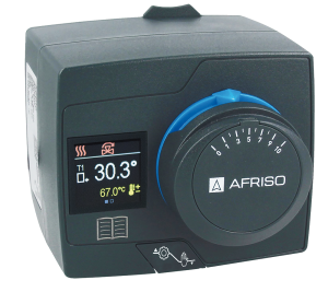 Regulator ACT 343 230V AC AFRISO